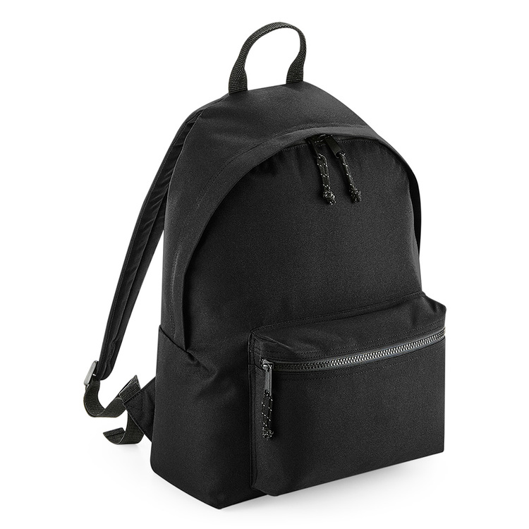 RENew recycled backpack, Svart