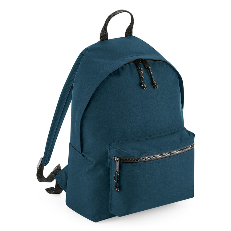 RENew recycled backpack, Petrol