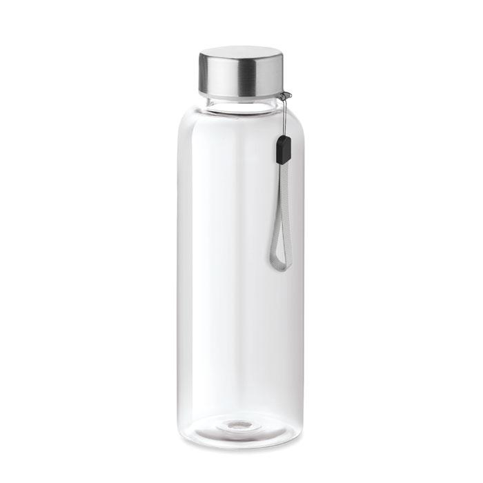RPET-flaska ofärgad