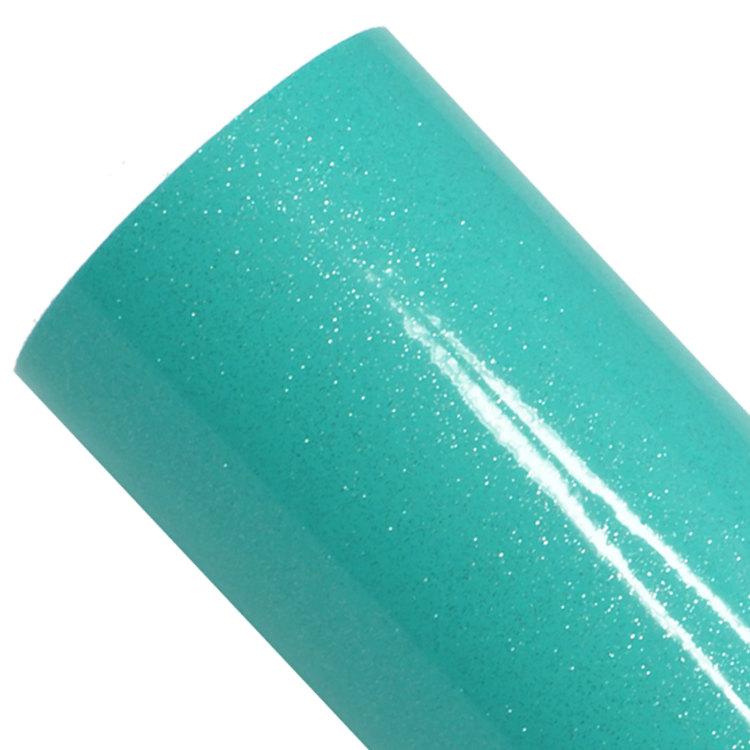 Ultra glitter, tiffany blue