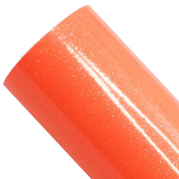 Ultra glitter, fluo korall