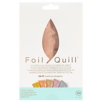Foil Quill Sheet-pack