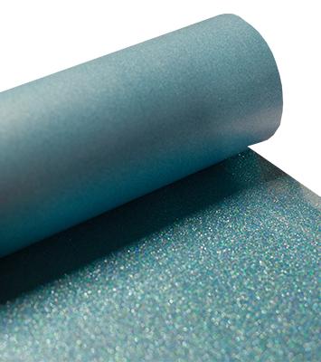 Stahls glitter, Beach Blue