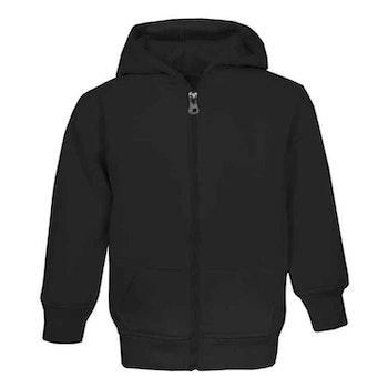 Zip up hoodie, barn