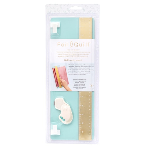 Foil Quill Cutting Kit
