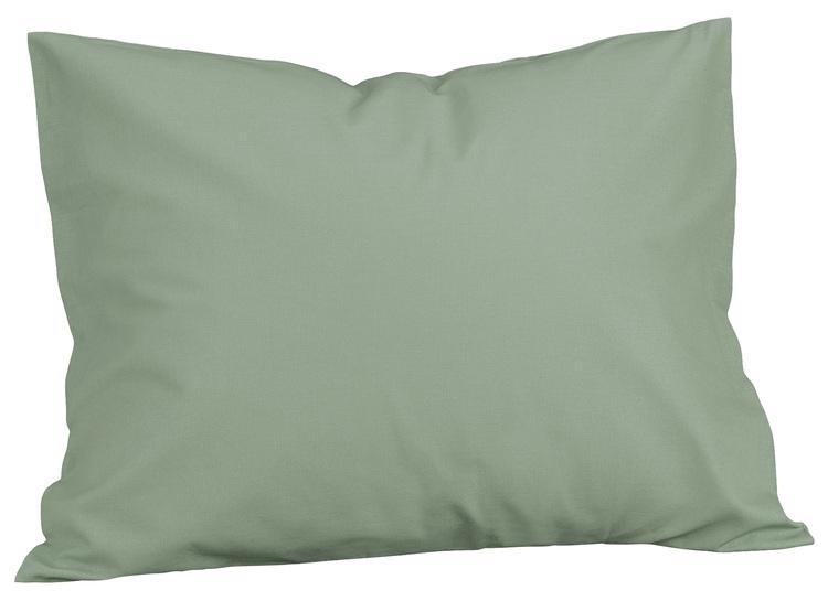 Örngott 50x60, Dimgrön
