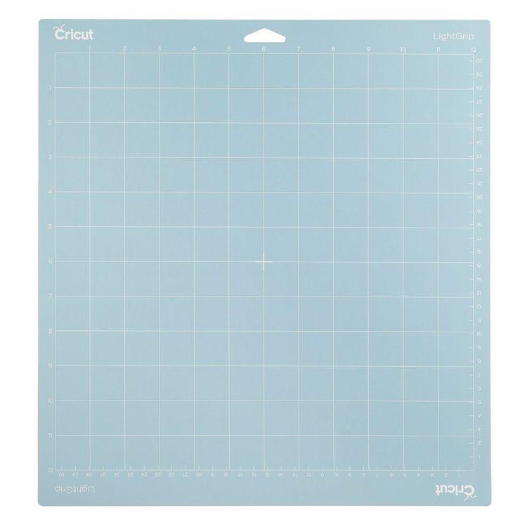 Cricut Skärmatta 30,5x30,5, LightGrip