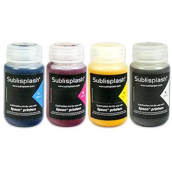 Sublisplash sublimeringsbläck