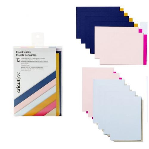 Cricut Joy Insert Card XL