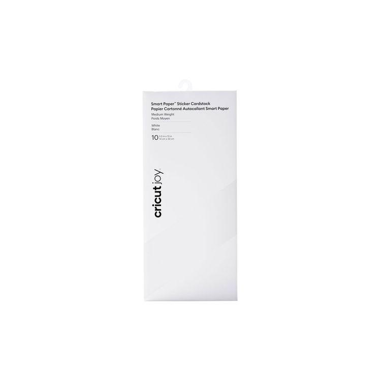 Joy Smart Paper Sticker Cardstock