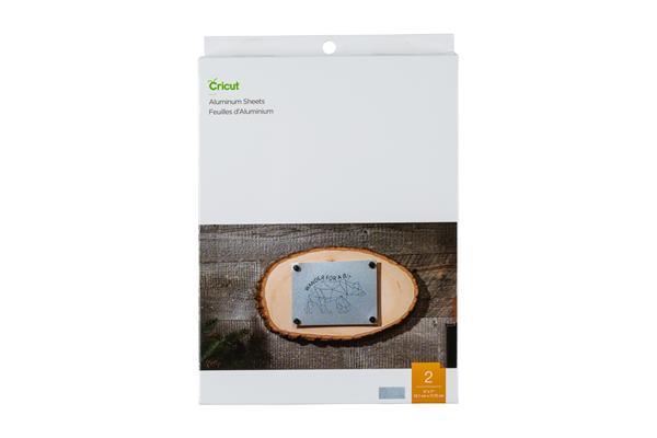 Cricut Aluminium 13x18cm 2-pack