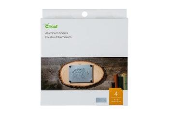 Cricut Aluminium 10x10cm 4-pack