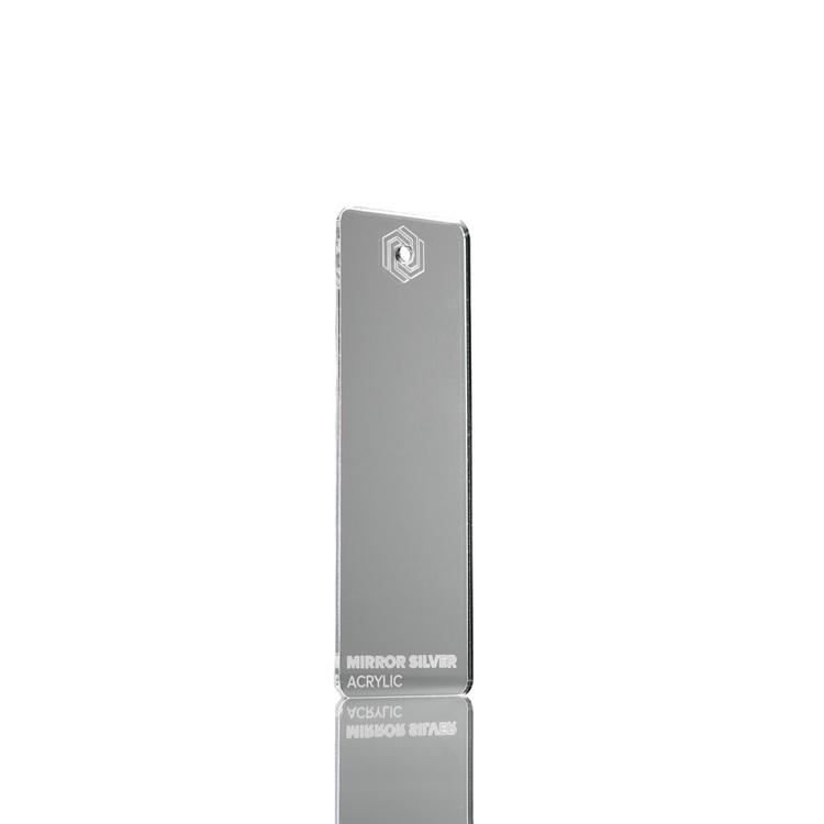 Akryl-paket MIRROR, Silver