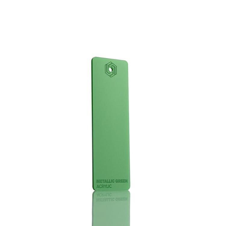 Akryl-paket METALLIC, Grön