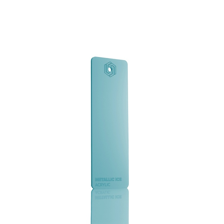 Akryl-paket METALLIC, Ice