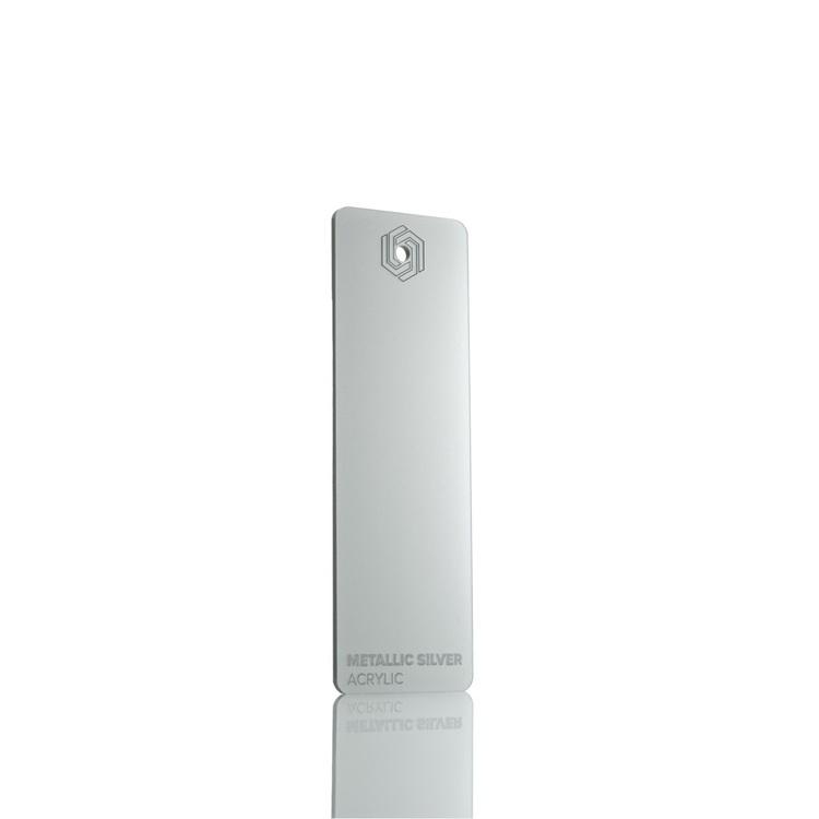 Akryl-paket METALLIC, Silver
