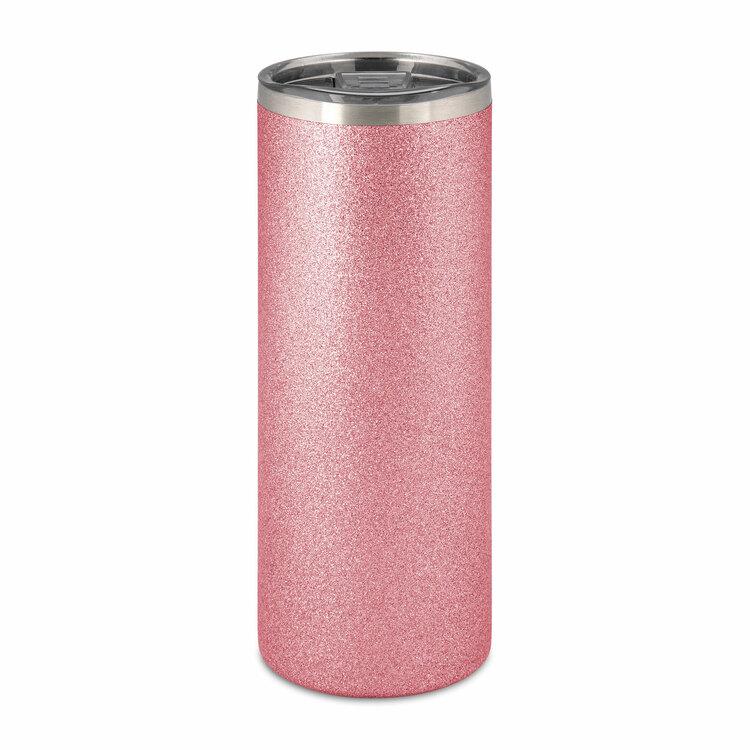 Termosmugg Glitter Rosa