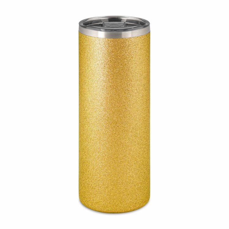 Termosmugg Glitter Guld