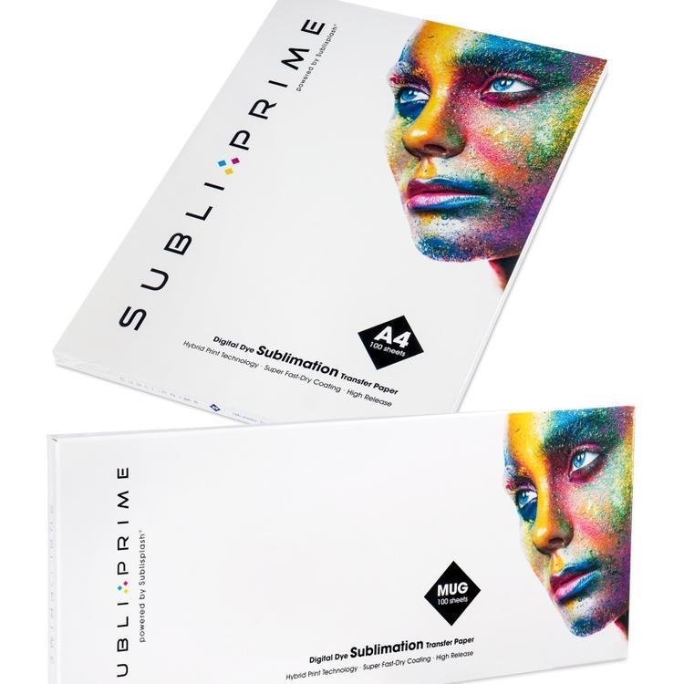 SubliPrime Sublimation Papper