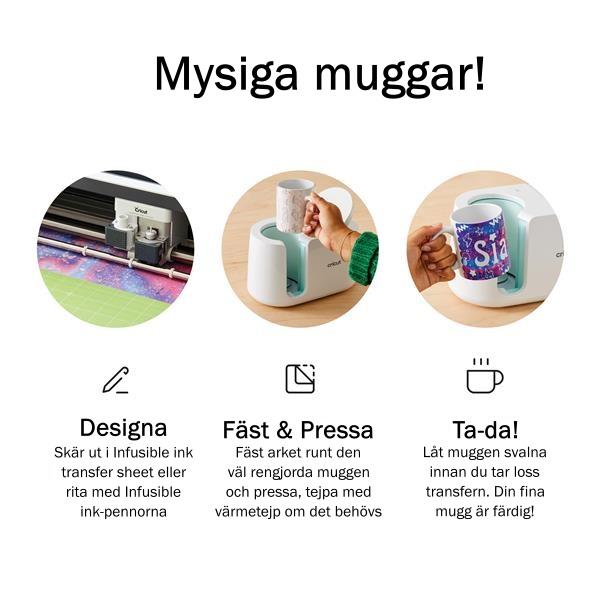 FÖRHANDSBOKNING Cricut MuggPress