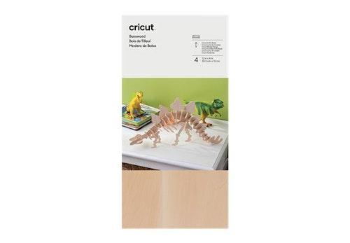 Cricut Basswood 4-pack