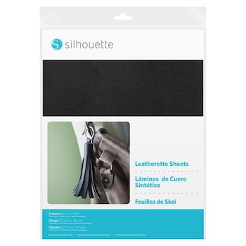 Silhouette Leatherette Sheets