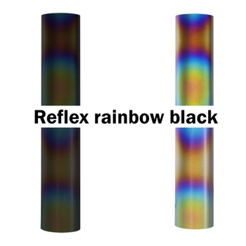 Reflex Rainbow Black 30x50