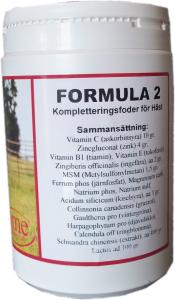 Formula 2- för muskler,leder,senor