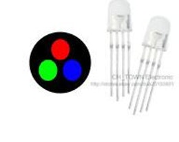 RGB Led 5 mm