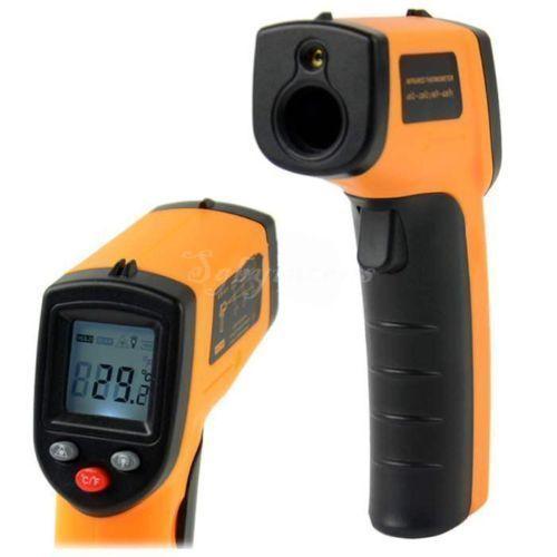 Ir Termometer Beröringsfri mätning.