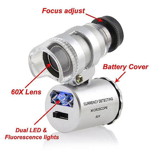 Mikroskop 60x