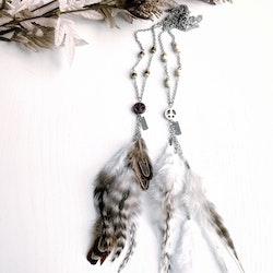 Fjädrar med Fred och Hopp