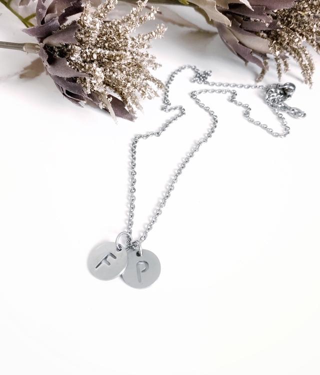 Halsband - favorit initialer