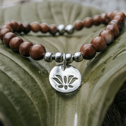 Lotusblomma eller Hjärta