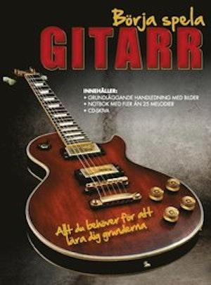 Börja spela gitarr av Nick Freeth