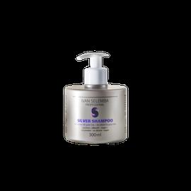 Silvershampoo - Neutraliserar oönskade varma toner -Ivan Selemba - 300 ml