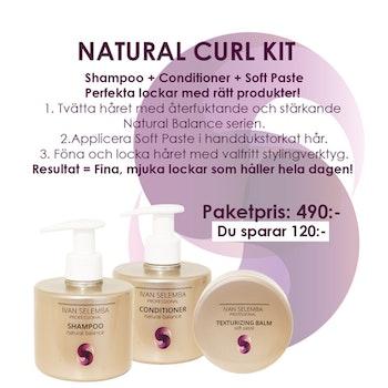 Natural Curl-kit - Ivan Selemba