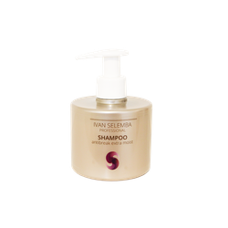 Anti Break Extra Moist Shampoo - Uppbyggande & Återfuktande - Ivan Selemba 300 ml