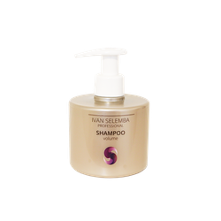 Volume Shampoo - Ger volym & fylligt hår - Ivan Selemba 300 ml