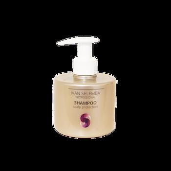 Scalp Protection Shampoo  - Maxar hårtillväxt & förhindrar håravfall - Ivan Selemba 300 ml
