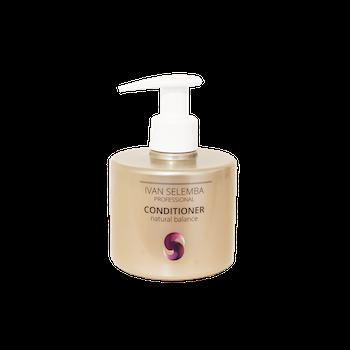 Natural Balance Conditioner -Naturligt Antifrizz Balsam - Ivan Selemba 300 ml