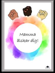 Mamma och Mamma älskar dig