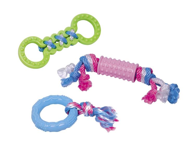 Valpset 3 leksaker