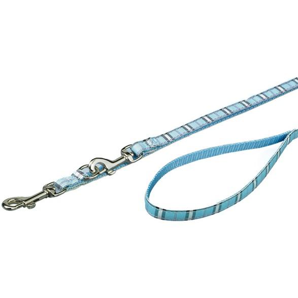 Koppel Tartan 200cm Ljusblå