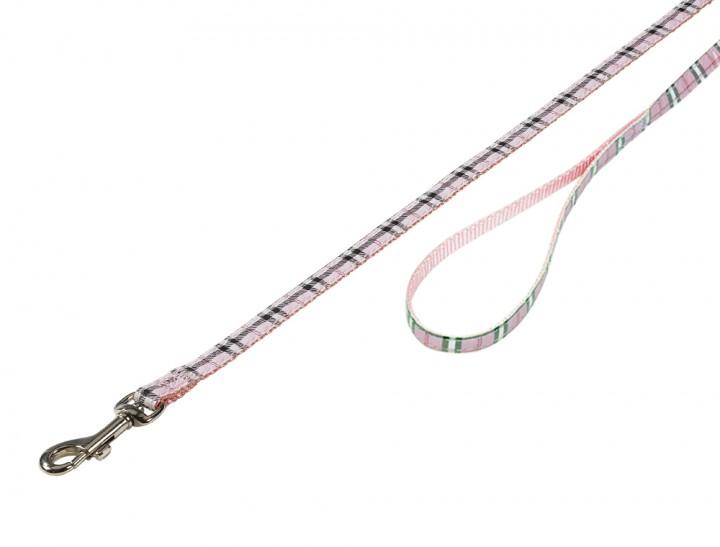 Koppel Tartan 120cm  Rosa
