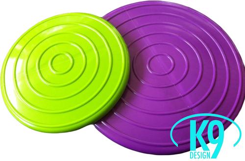 K9Design Disc Balansboll Lila 40 cm