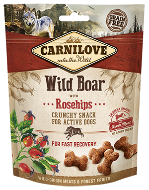 Carnilove Wild Boar with Rosechip