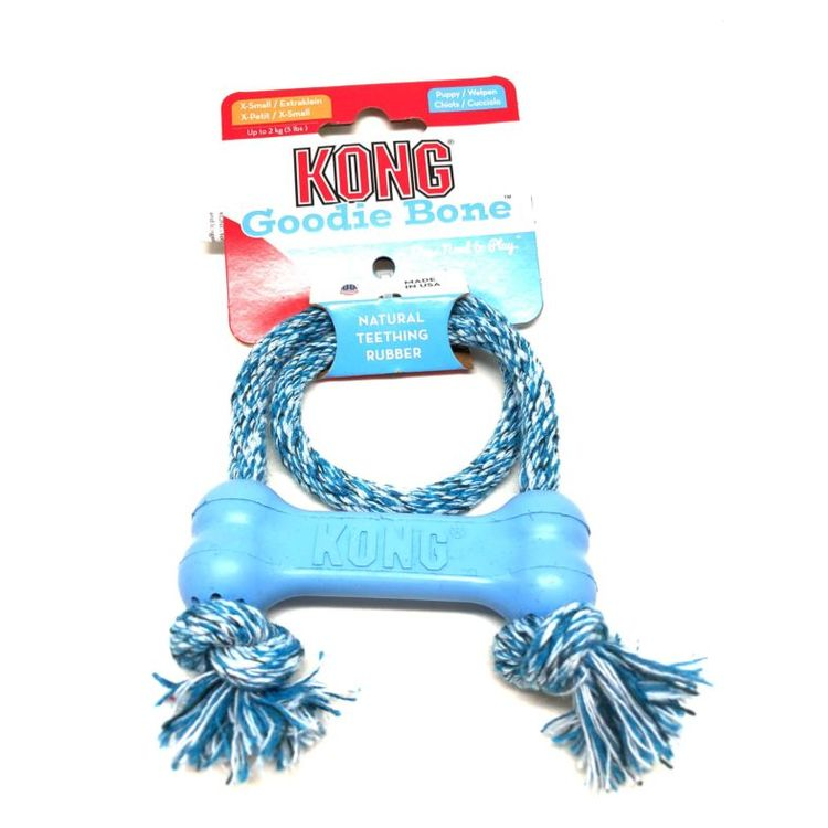 Kong Goodie Bone Puppy XS-Small