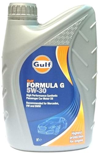 Gulf Formula G 5W-30