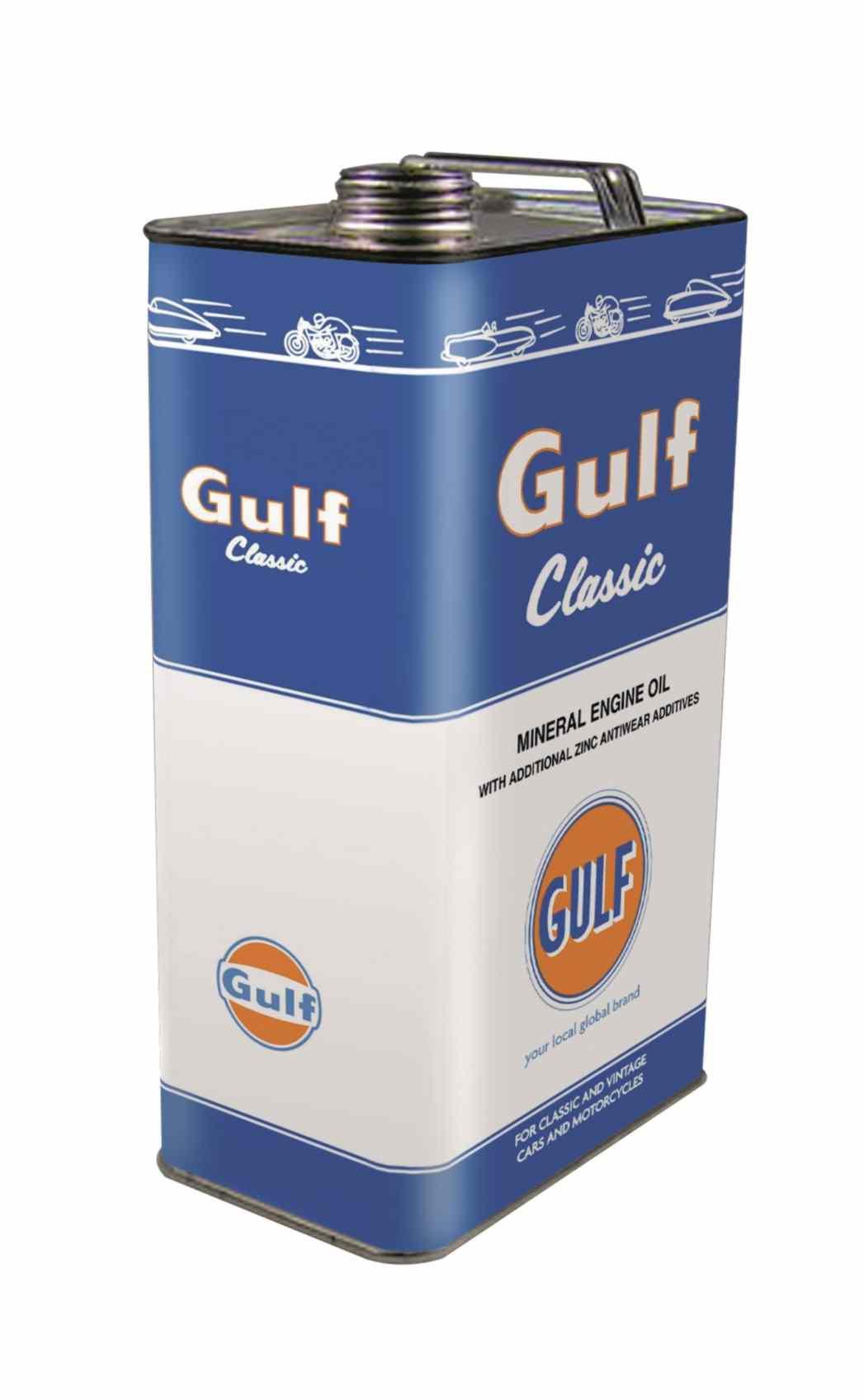 Gulf Classic SAE 30